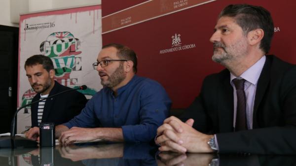 Córdoba.- Cosmopoética consagra su XVI edición al Reino Unido bajo el lema 'God save the poetry'