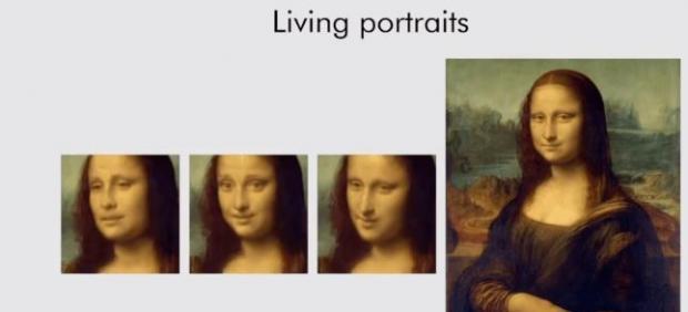Samsung logra animar rostros a partir de fotos fijas y pone a 'hablar' a La Gioconda