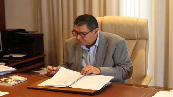 Alcalde de Vélez-Málaga, Antonio Moreno Ferrer