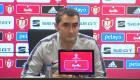 """Valverde: """"Hay que afrontar las cosas con entereza"""""""