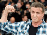 Sylvester Stallone en el Festival de Cannes