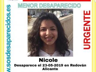 AMP.- Buscan a una menor de 16 años desaparecida desde este jueves en Redován (Alicante)