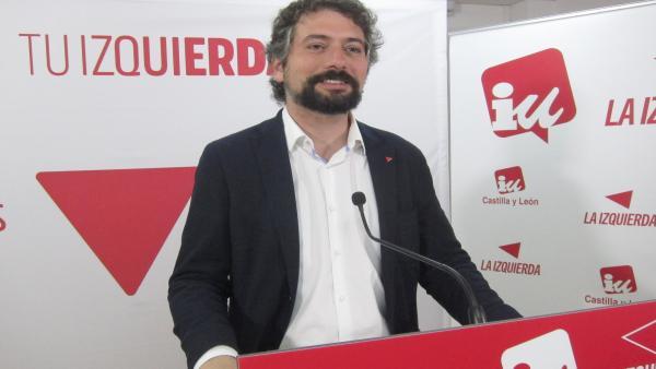 26M.- Sarrión ve 'ilusionante' un campaña en la que ha expuesto en la calle su programa 'riguroso, serio, coherente'
