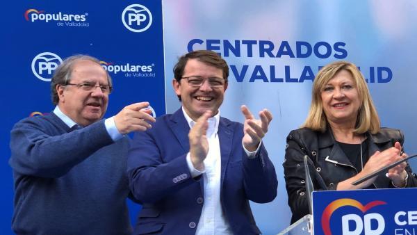 26M.- Mañueco Pide A Los Votantes Una Mayoría Que 'Haga Imposible Cualquier Cambalache En Los Despachos'