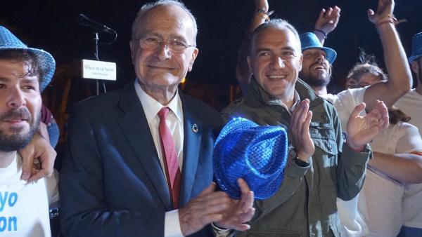 Málaga.- 26M.- De la Torre (PP) tiende la mano para 'consolidar entre todos la gran transformación de Málaga'