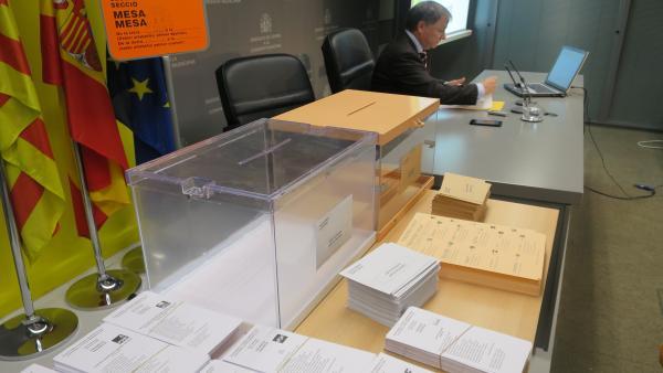 28A.- Candidatos valencianos agradecen la labor de los 'imprescindibles' apoderados y se preparan para un 'gran' día