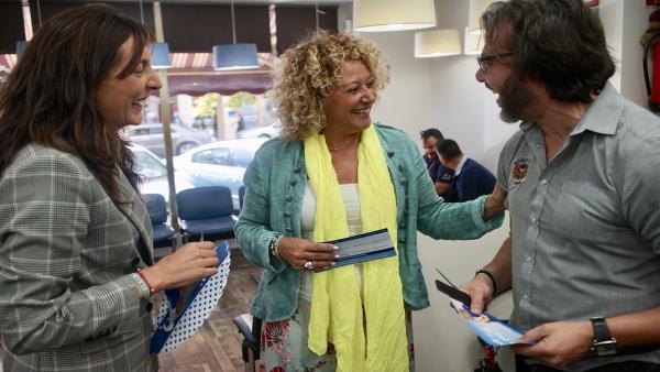 Huelva.- 26M.- PP apuesta por bajar impuestos y mejorar servicios para 'reiniciar' Isla Chica