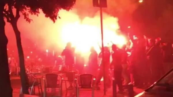 Boixos en Sevilla