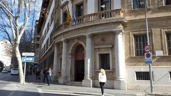Los juzgados de paz de Baleares ingresan en 2018 un total de 9.919 asuntos penales, un 7,51% menos que en 2017