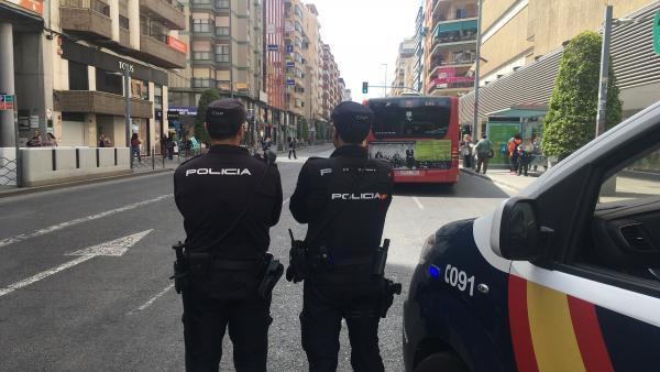 Valencia.- Sucesos.- Encuentran en Madrid a una menor de 13 años de la Safor que había viajado para conocer a un joven