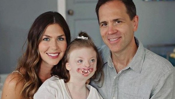 Sophia y sus padres