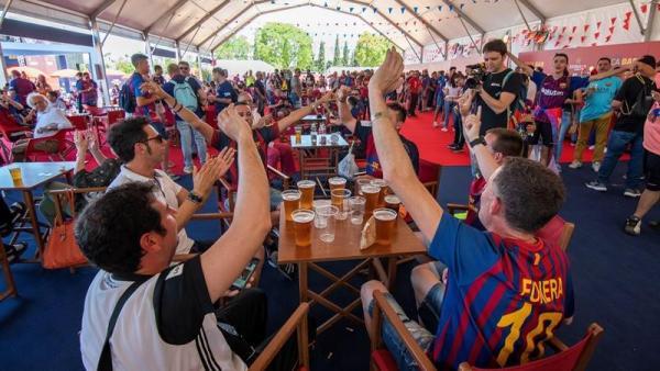 Fanzone Barça
