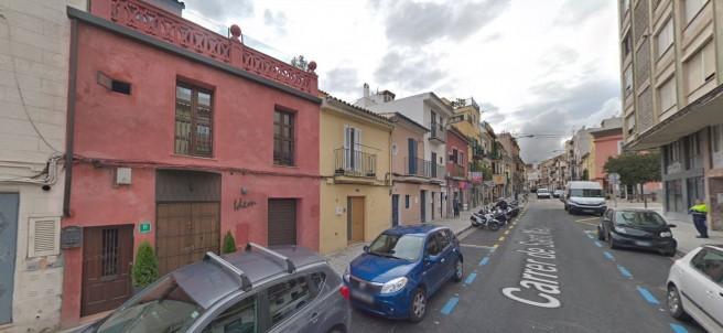 Calle de Sant Magí