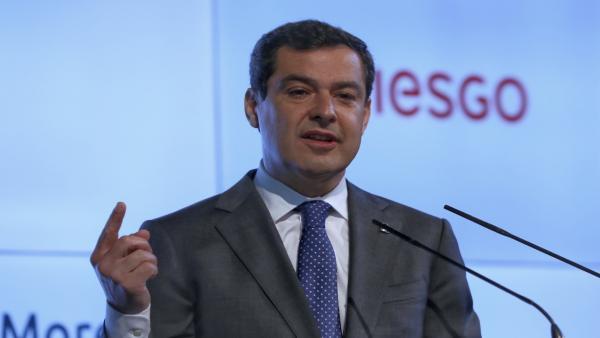 AMP.-Moreno anuncia que Presupuesto de 2019 crecerá un 5% hasta 36.465 millones y se enviará al Parlamento el 31 de mayo