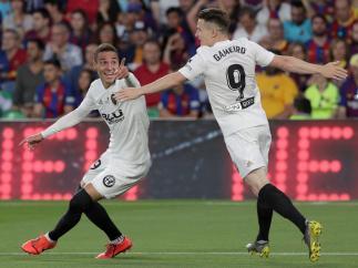 Rodrigo marcó el 0-2