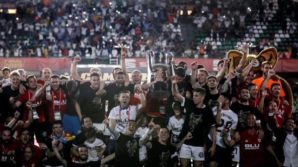 Once años esperando la Copa