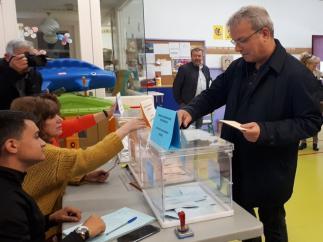 26M.- Retortillo (PSE) Recuerda Que El Voto 'Iguala A Todos' Y Que Está En Juego El 'Rumbo' De Las Instituciones