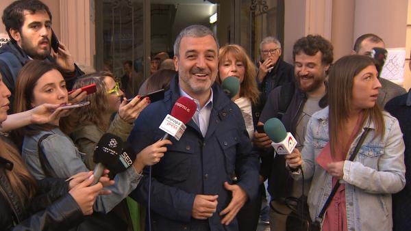 "Collboni: ""Barcelona se juega el ser o no ser"""