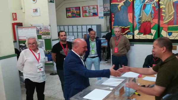 José Luis Álvarez Castellanos, candidato a la Presidencia por Cambiar