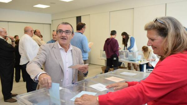 26M.- A.- Yllanes: 'Podemos Repetir Un Segundo Mandato De Progreso En Baleares Y No Hay Que Quedarse En Casa'