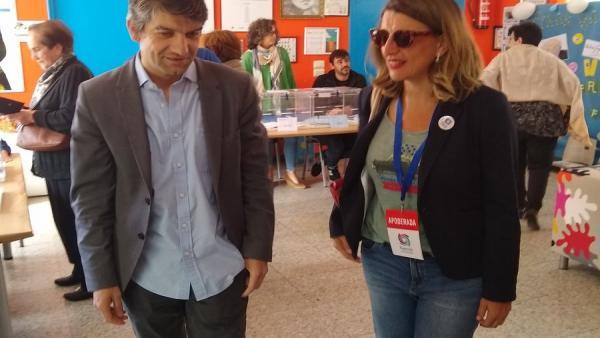 26M-M.- Jorge Suárez (Fec) Confía En Revalidar La Alcaldía Para Trabajar Por Un Ferrol 'Alegre, Optimista Y Combativo'