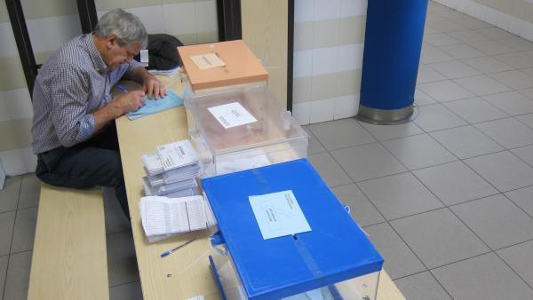 26M-E.- La Participación En Euskadi Sube Xxx Puntos Respecto A 2014 Hasta El XXX%, Aunque Baja Frente Al 28-A