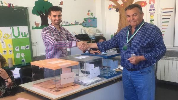 26M.- Pedro Lanzas (Extremadura Unida) Confía En 'Cambiar La Tendencia Bajista Del Sentimiento Regionalista'