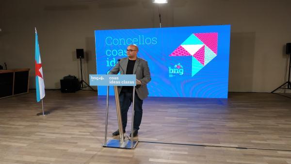 26M.- El BNG Ve 'Muy Positivamente' El Aumento De La Participación Y Muestra Su 'Optimismo' Tras La Campaña