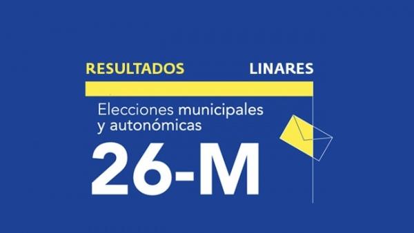 Resultados en Linares de las elecciones municipales 2019