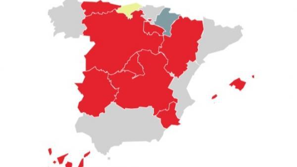 Resultados Elecciones Autonómicas: El PSOE Gana En Todas