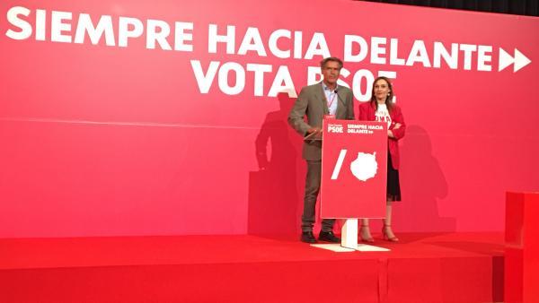 26M.- López Aguilar (PSOE) Celebra La Victoria En Las Europeas Y Espera Que Sea 'La Primera De La Noche'