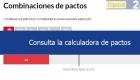 Posibles pactos para que el PP gobierne en Madrid