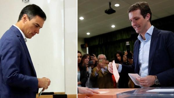 El PSOE mantiene el poder, pero el PP gana en Madrid