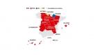 El PSOE gana en casi todas las comunidades, pero el PP mantiene Madrid