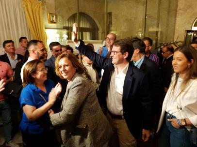 26M.- Mañueco Comenzará 'Un Proceso De Diálogo' Para Que Haya 'Un Gobierno De Centro-Derecha' En Cyl