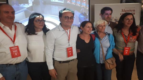 26M-M.- Alicante.- Sanguino Dice Que El PSPV Ofrecerá Un Proyecto De Centroizquierda Para Conformar Gobierno