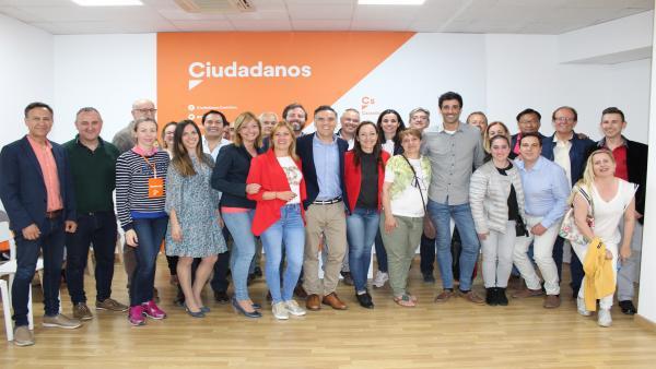26M.- Castellón.- Marín-Buck (Cs) Dice Que Mantener Los 4 Concejales Es El 'Reconocimiento' Auna Oposición 'Constructiva