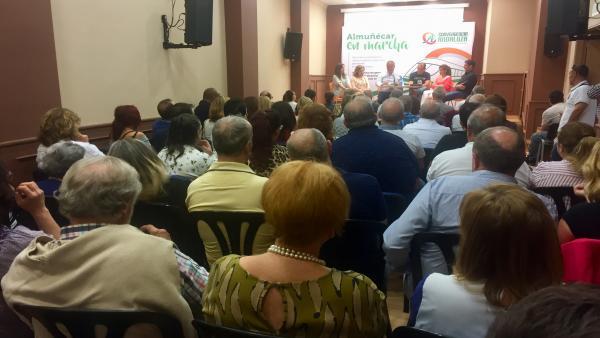 Granada.- 26M-M.- El andalucista Benavides vuelve a ganar las elecciones en Almuñécar, tras ocho años de gobierno del PP
