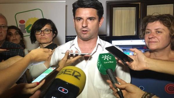 Córdoba.-26M-M.-García destaca los 'buenos resultados' de IU en la provincia al pasar de cinco a diez mayorías absolutas