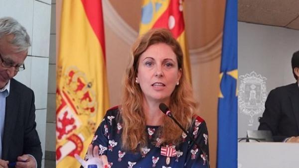 26M-M.- Tres Capitales, Tres Opciones: Ribó (Compromís), Barcala (PP) Y Marco (PSPV) Podrán Repetir Como Alcaldes