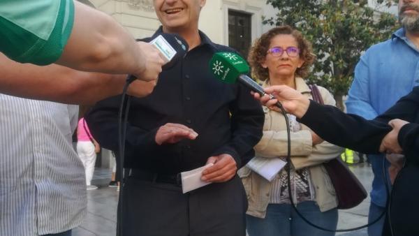 26M.- Podemos IU Adelante propone suprimir el tren turístico en Granada