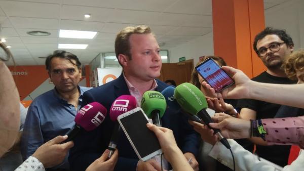 26M.- Casañ, Llave De Gobierno En Albacete, Facilitará La Alcaldía Entre PSOE O PP A Quien Asuma El Programa De Cs