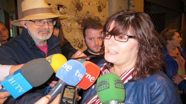 Foto Europarlamentaria Electa Isabel García