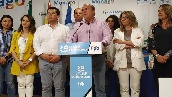 26M-A.- Monago
