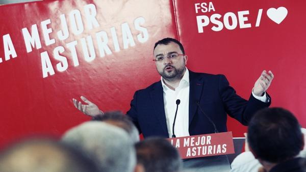 26M-A.- La Fortaleza Del PSOE De Barbón Triunfa A Costa De Un Podemos Que Pierde Cinco Diputados