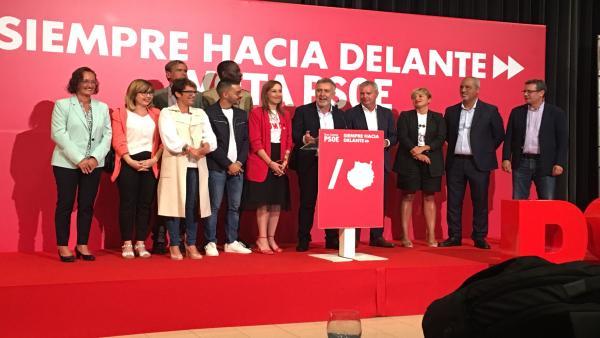 26M.- Torres (PSOE) Anuncia Que Iniciará Este Lunes Las Conversaciones Para Formar Un Gobierno De Canarias 'Estable'