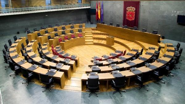 26M.- El Nuevo Parlamento De Navarra Se Constituirá El 19 De Junio