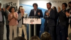 El abogado de Puigdemont intenta acreditarle por poderes