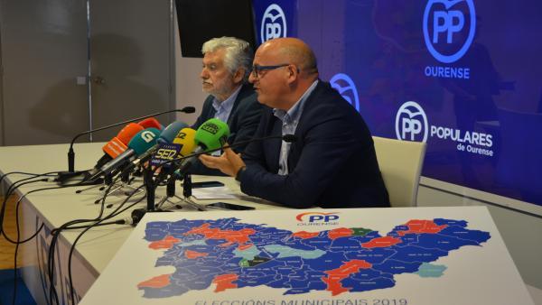 26M.-M.-Baltar, Pendiente De La 'Revisión De Votos' Para Revalidar La Mayoría En La Diputación De Ourense O Buscar Apoyo