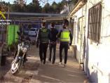 Sucesos.- Dos detenidos en Valencia por amenazar y agredir a un hombre en un pub de Landete (Cuenca)